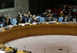 NEW YORK, NY - DECEMBER 21: The United Nations Security Council meets briefly concerning peace consolidation in West Africa and the situation in the Middle East at U.N. Headquarters, December 21, 2016 in New York City. On Monday, the United Nations Security Council approved a resolution urging the immediate deployment of U.N. monitors to Aleppo, Syria. (Photo by Drew Angerer/Getty Images)